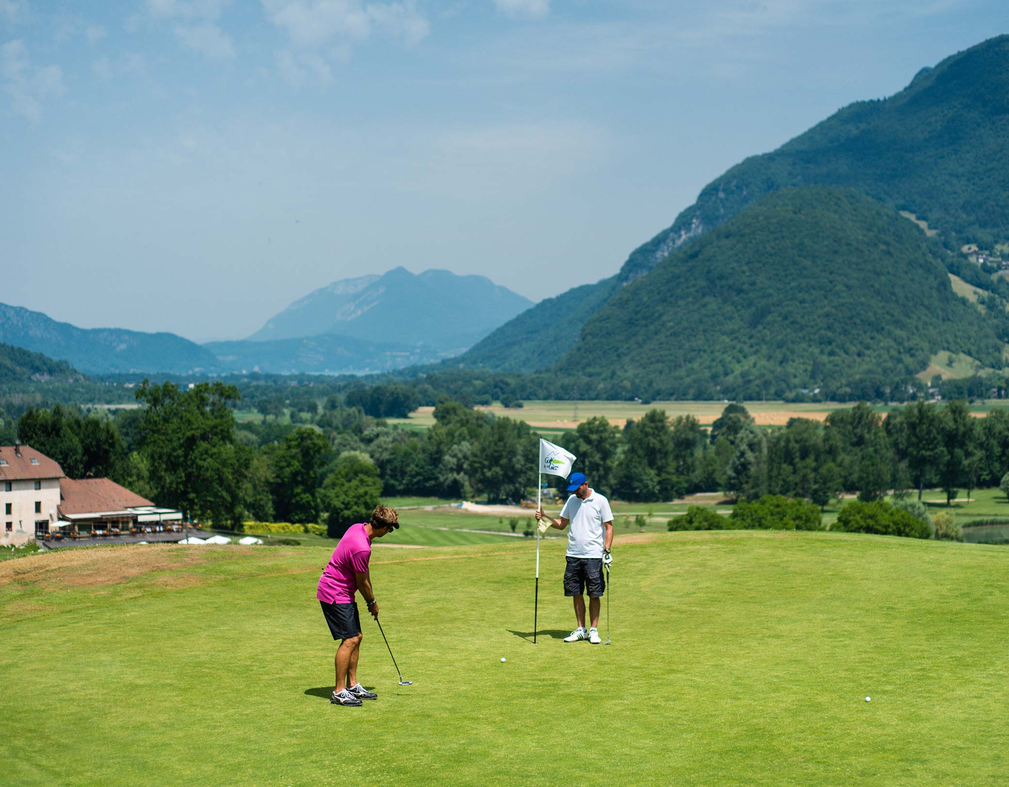 Activités Annecy Golf